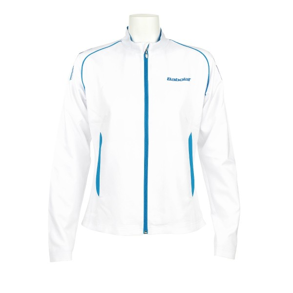 Tracksuit jacket white_face